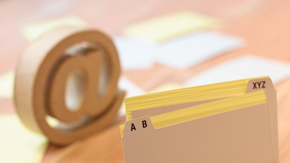 Adressdatenbank, Deutschlandweite Orts- und Gerichtssuche